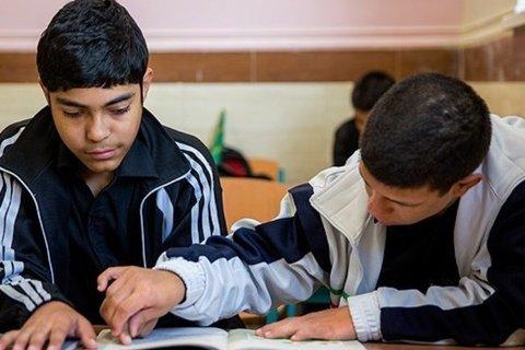 امکانات شبکه شاد برای دانش آموزان استثنایی پیش بینی شده است