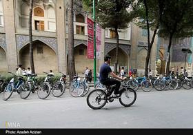 سهم سفرهای شهری با دوچرخه تا سال ۱۴۰۰ به ۱۰ درصد می رسد