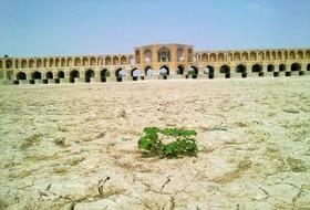 کاهش ۸۰ درصدی بارشها در فلات مرکزی