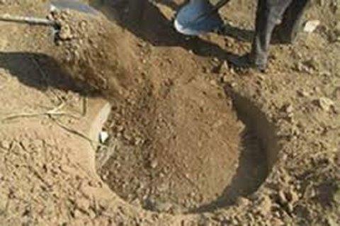 انسداد چاههای غیرمجاز آب در لنجان