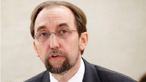 کمیسر عالی حقوق بشر سازمان ملل از «نسلکشی» در میانمار سخن گفت