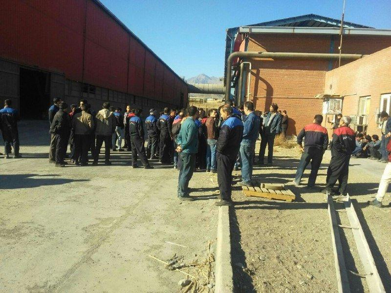 برخی کارگران شهرداری اهواز اعتصاب کردهاند