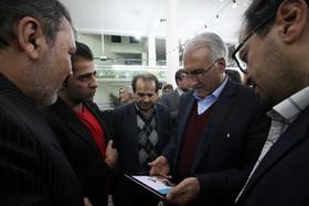 حضور شهردار اصفهان در مسجد امام صادق آتشگاه به مناسبت میلاد پیامبر اکرم(ص)