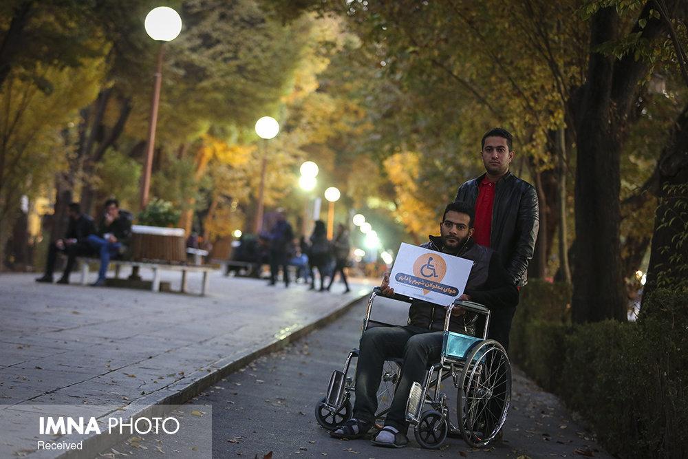 معلولان، نیازمند پویش هایی از جنس فرهنگ