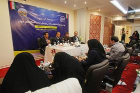 نشست خبری چهارمین دوره مسابقات کشتی فرنگی جام باشگاههای جهان - اصفهان