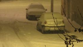 بارش نخستین برف زمستانی در شهرضا