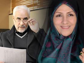 حضور مهرعلیزاده و تاج الدین در دانشگاه علوم پزشکی اصفهان