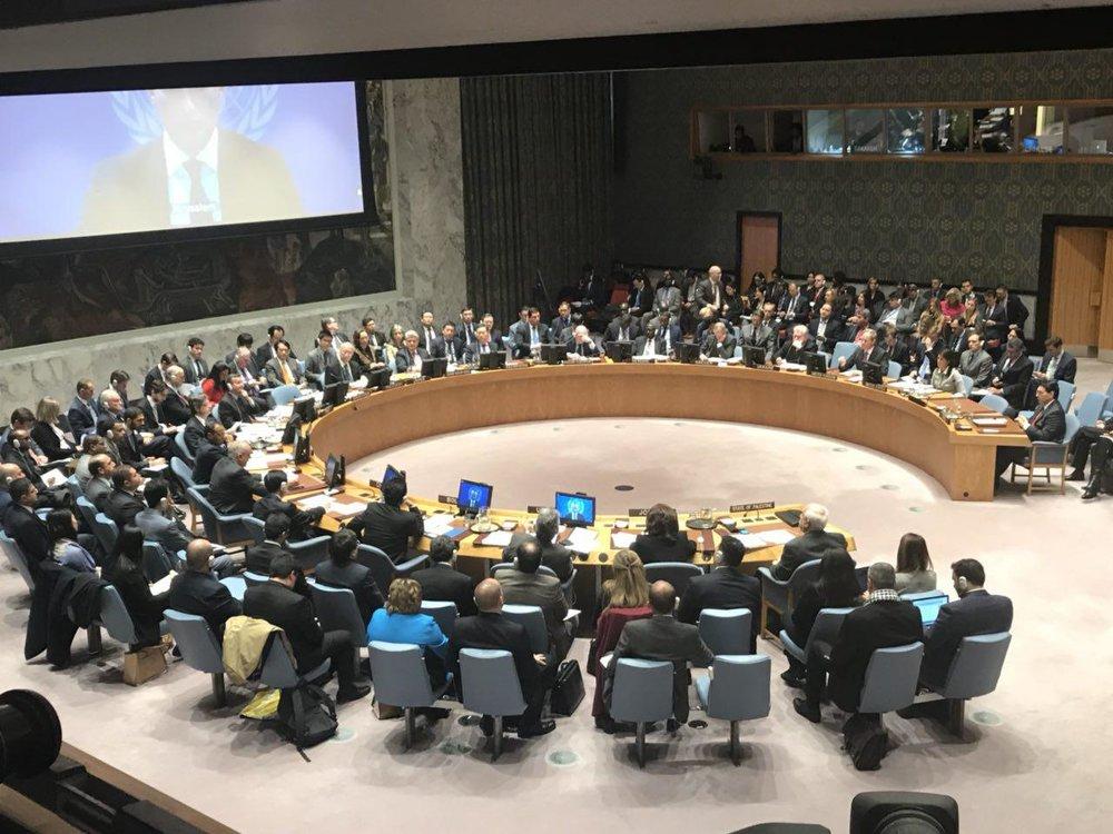 حمایت ایران از انتخاب اعضای جدید شورای امنیت