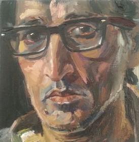 گذری بر نمایشگاه نقاشی «رضا دوست» در موزه هنرهای معاصر