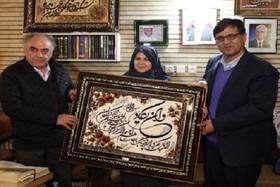 دیدار با پیشکسوت آواز اصفهان/تجلیل از یک عمر فعالیت هنری علی اصغر شاهزیدی