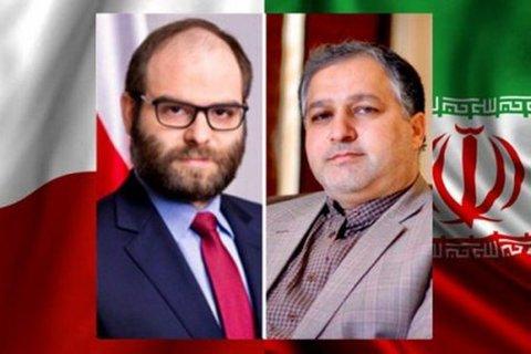 Iran, Poland/ cinema