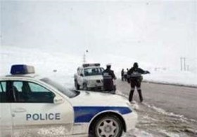 آغاز طرح زمستانی پلیس در سراسر جادههای کشور