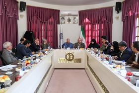 دیدار شهردار، رییس و اعضای شورای شهر اصفهان با علی عبدالعلی زاده وزیر اسبق مسکن و شهرسازی