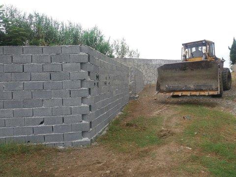 ساخت و ساز در اراضی کشاورزی