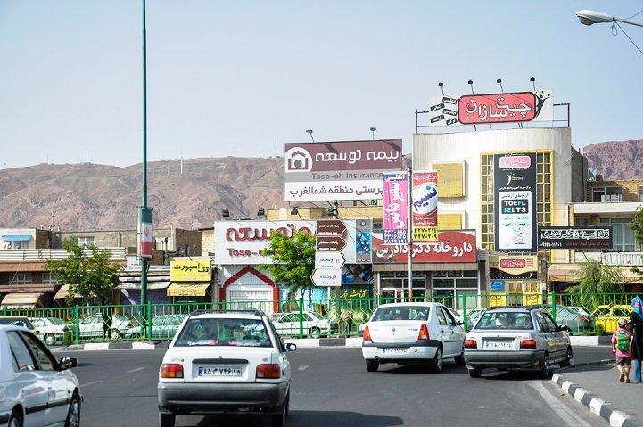 درآمد تبلیغات شهری شیراز باید شفاف شود