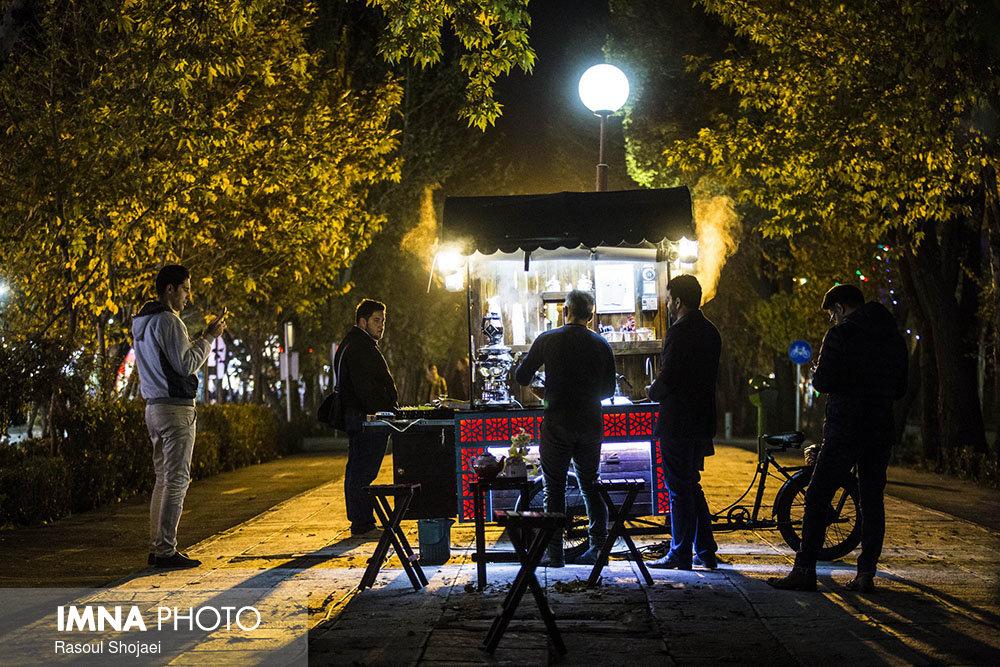 تلاش برای رساندن اصفهان به شهری پیشتاز در توسعه فضاهای شهری