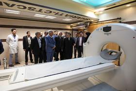 بازدید شهرداراصفهان از بیمارستان دکتر علی شریعتی