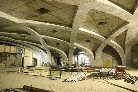 Imam Hossein', 'Inqelab' Metro Stations