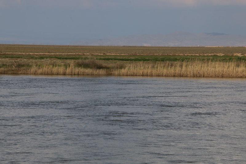 سالانه ۱۴ هزار متر مکعب روان آب مهار و استحصال میشود