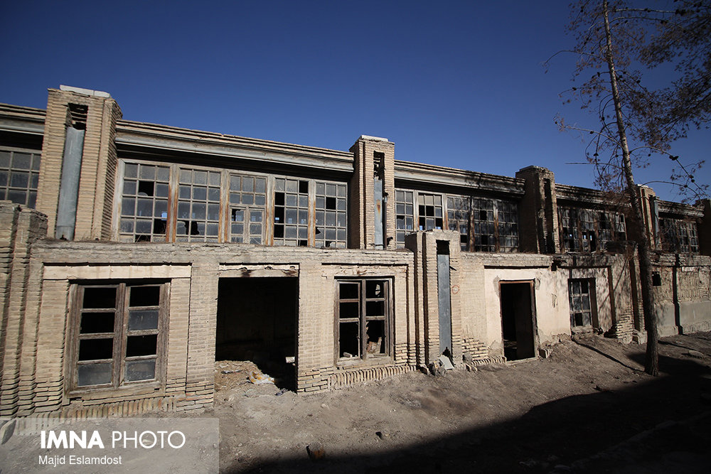 کارخانه ریسباف اصفهان به کارخانه نوآوری تبدیل شود