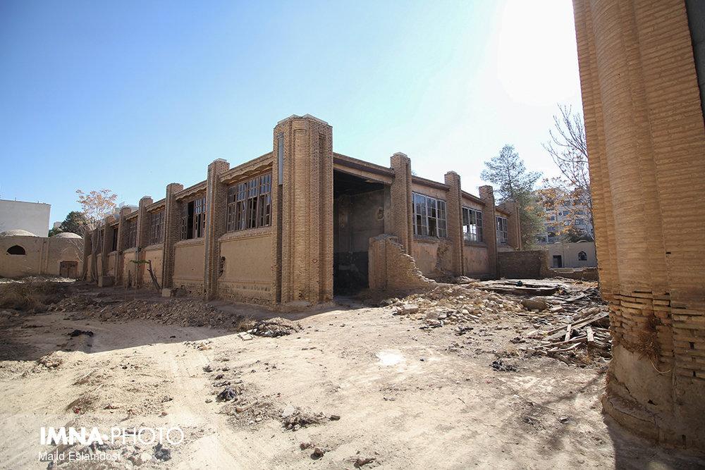واحدهای صنعتی قدیمی اصفهان به موزه تبدیل شوند