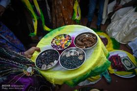Qashqai traditional wedding