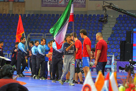 برگزاری مسابقات بینالمللی ورزشی موجب تحکیم صلح جهانی میشود