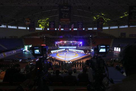 مسابقات کشتی فرنگی جام باشگاه های جهان در اصفهان