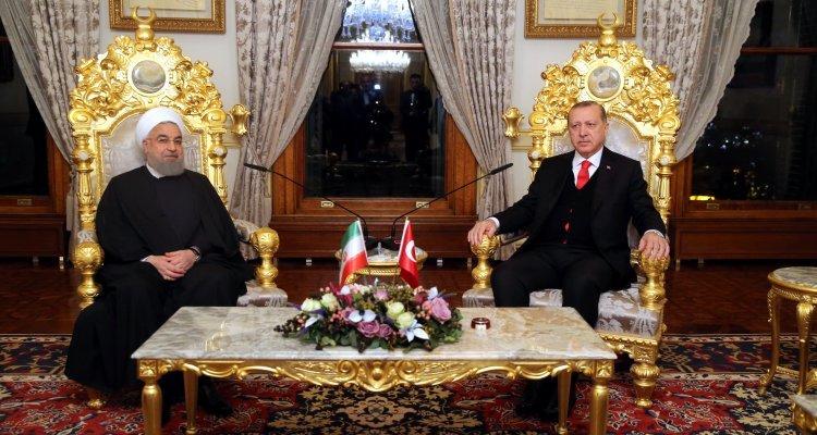 تهران آماده گسترش روابط دوجانبه، چندجانبه و منطقهای با ترکیه است