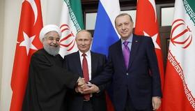 تهران، میزبان نشست سه جانبه