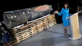 فرار آمریکایی با موشک های ایرانی