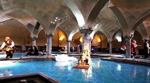 Isfahan Bathhouse