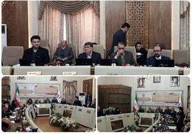 اخبار شانزدهمین جلسه علنی شورای اسلامی شهر اصفهان