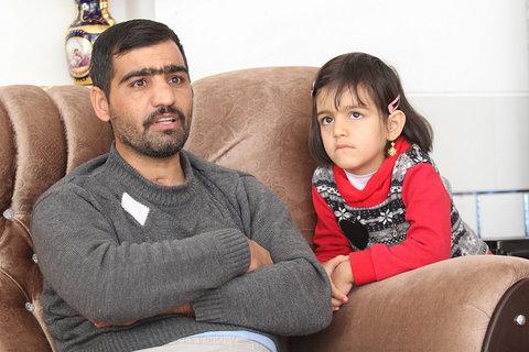 جانباز مدافع حرم ابوالقاسم زهیری