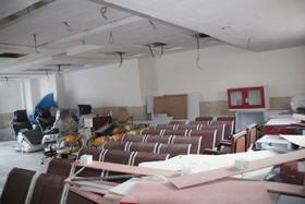 مرکز اهدای خون لنجان چشم انتظار تحقق وعده مسئولان