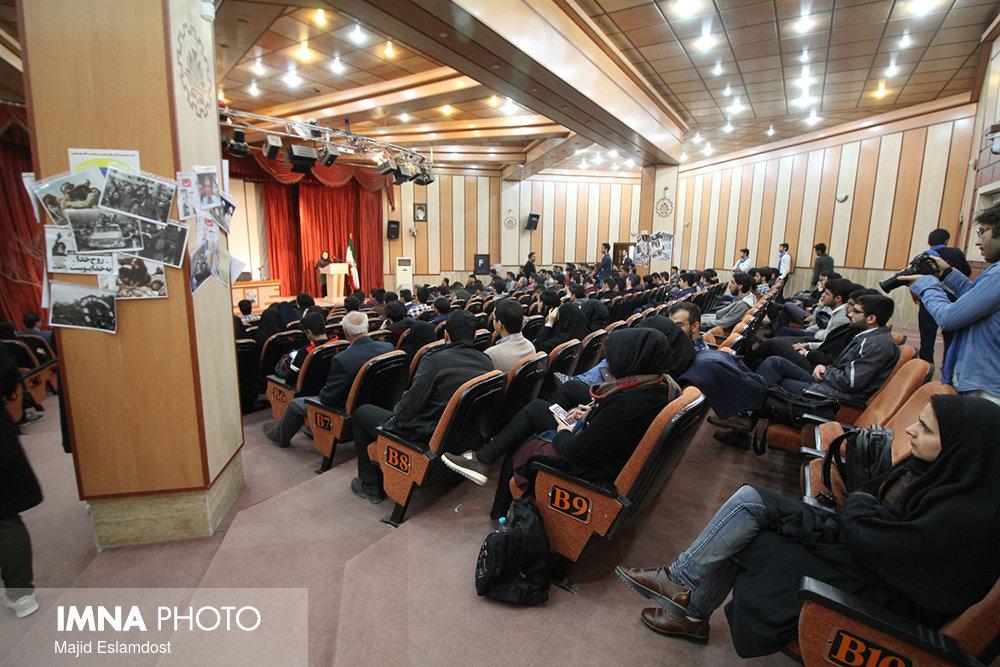 سالگرد بازگشایی انجمن اسلامی و بزرگداشت مقام دانشجو