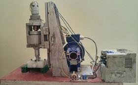 رونمایی از دستگاه پرداختکاری با ذرات مغناطیسی در دانشگاه نجفآباد