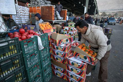 احداث ۱۰ بازار جدید میوه و ترهبار در محلههای کمبرخوردار