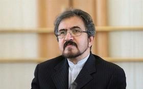 سخنگوی وزارت خارجه درگذشت ناصر ملک مطیعی را تسلیت گفت