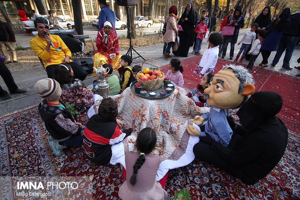 ایجاد انگیزه برای گردشگران با رویدادهای ملی چون شب یلدا