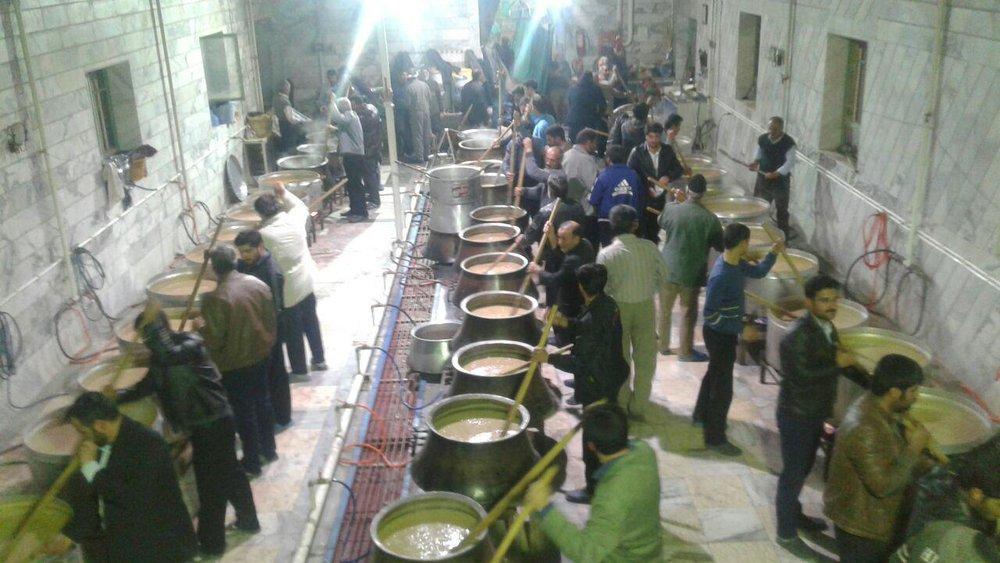 لغو یک آیین ۳۰۰ ساله در شهر گلشهر به دلیل کرونا