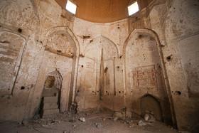 """مسجد ۷۰۰ ساله""""گنبد آزادان"""""""