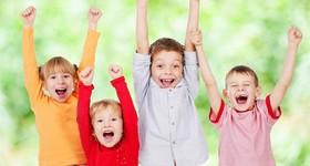 شاد زیستن را به کودکانمان بیاموزیم