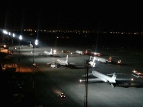 ۳ پرواز مهمان ناخوانده فرودگاه اصفهان شدند