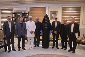 جمعیت  اقلیتهای دینی در ایران کم، ولی ظرفیت آنها زیاد است