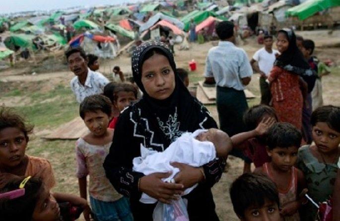 تصویب قطعنامه  در حمایت از مسلمانان روهینگیا