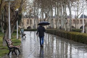 افزایش بارشها در بهمن/ هوا تا یکشنبه سالم است