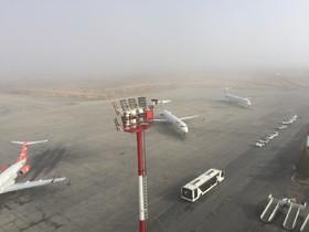 مُهر باطل مِه بر ۱۵ پرواز فرودگاه اصفهان