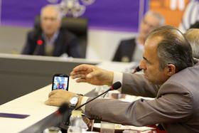 دیدار تشکل های کارگری با شهردار اصفهان