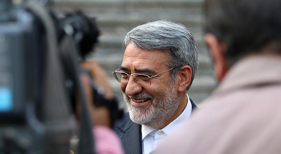 وزیر کشور از ستاد انتخابات بازدید کرد